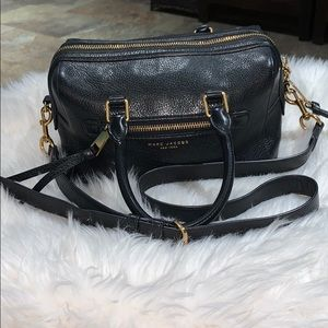 NEW Marc Jacobs Recruit Small Bauletto Bag
